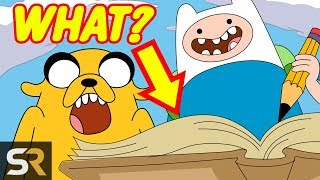 Nonton 25 Adventure Time Secrets Only True Fans Noticed Film Subtitle Indonesia Streaming Movie Download