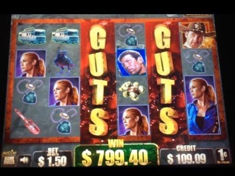 HUGE WIN! The WALKING DEAD slot machine Big Bonus WIN