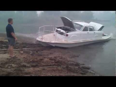 как облегчить лодку прогресс