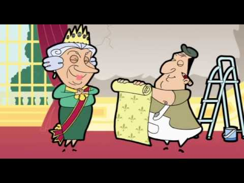 Mr Bean Animated Episode 44 (1/2) of 47