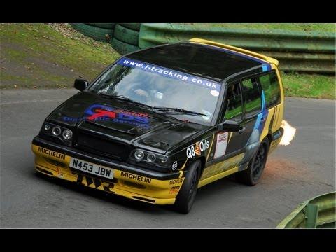 gara di rally - volvo 850 t5 kompressor fenomenale