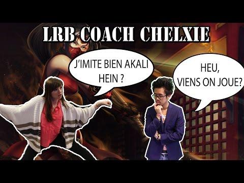 AKALI MID – COACHING D'UNE JOUEUSE GREEDY PAR EXCELLENCE – Par Chelxie & LRB
