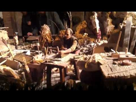 Preview video Il Presepe di cigoli edizione 2011 ripreso da un visitatore