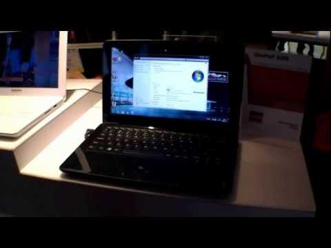 Lenovo IdeaPad 206 Mini Notebook Hands On von der CES 2012