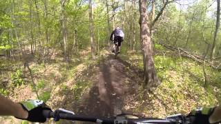 Little Switz Bike Park 5-17-2015