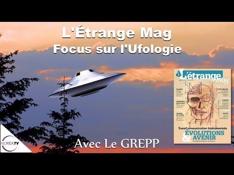 Video 21/06/18 « L'Etrange Mag: Focus sur l'Ufologie » avec L'équipe du GREPP - NURÉA TV download in MP3, 3GP, MP4, WEBM, AVI, FLV January 2017