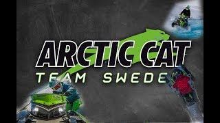 8. Arctic Cat Team Sweden | Testing the new hardcore evo 2018