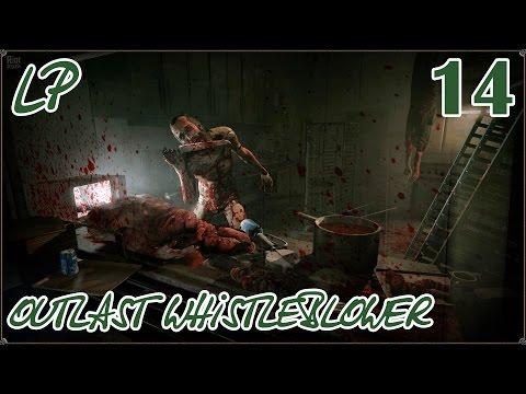 OUTLAST WHISTLEBLOWER #14: ГОТОВЬСЯ