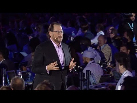 Chapter 2 - Industry Vision - Dreamforce 2014 Opening Keynote