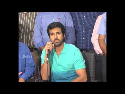 Ram Charan attends KFC – CCT initiative