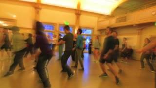 DANCEWORKS Does Zumba!