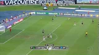 Campeonato Brasileiro 2011, 27/11/2011 Fluminense (Fred) 1 x 2 Vasco da Gama (Alecsandro, Bernardo) Estádio João...