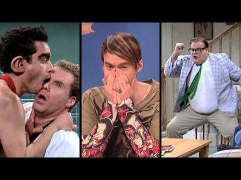 Night Live - Criteria: no impressions of real people, selections from every era of the show. In honor of Andy Samberg's 35th birthday on August 18th, 1978 and Kristin Wii...