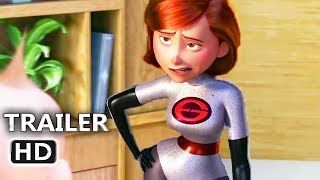 "Video INCREDIBLES 2 ""Elastigirl New Suit"" Trailer (2018) Disney Movie HD MP3, 3GP, MP4, WEBM, AVI, FLV April 2018"