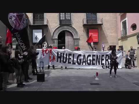 Mitin completo 1 Mayo 2018 CNT Zaragoza