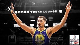 Klay Thompson -The Best Shooter.Warriors vs Kings October 5, 2018 NBA Preseason