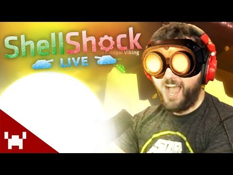 NUCLEAR WARMUP GAMES | Shellshock Live w/ Ze, Chilled, & Smarty