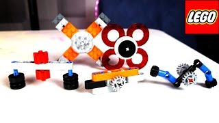 Video LEGO Spinner Fidget Toy Tutorial! How to Make 5 Different Hand Spinners! MP3, 3GP, MP4, WEBM, AVI, FLV September 2017