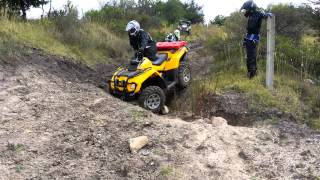 3. Can am Outlander Max Xt-p  2014