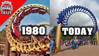 Video 10 Remnants of Removed Roller Coasters MP3, 3GP, MP4, WEBM, AVI, FLV Juni 2019