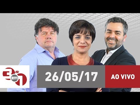 JORNAL DA TARDE 26 05 17