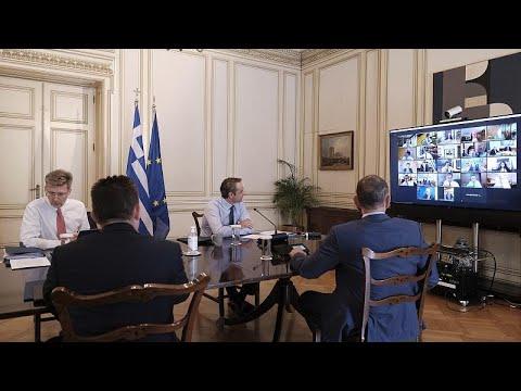 Μητσοτάκης: Να μην κολλήσει το πρόγραμμα Ανάκαψης στη γραφειοκρατία…