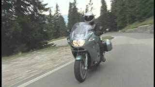 10. BMW K 1200 GT Motorcycle in 2003
