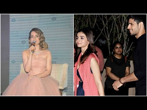Kangana Fuels Up News Of Her Marriage | Alia On Wh