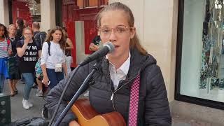 "Video Maroon 5 ""Girls Like You"" - Allie Sherlock cover MP3, 3GP, MP4, WEBM, AVI, FLV Agustus 2018"