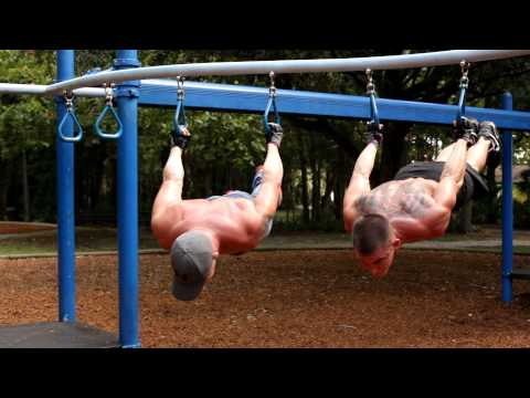 Extreme Workouts With The Bar Brothers