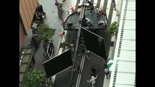 Making of pacific rim 2 in sydney