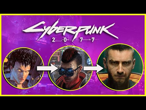 The Complete Cyberpunk 2077 History & Lore! - (Part 1!)