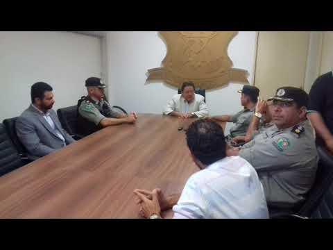 40 soldados da PM vão ser treinados na 7ª CIPM, em Mineiros (GO)
