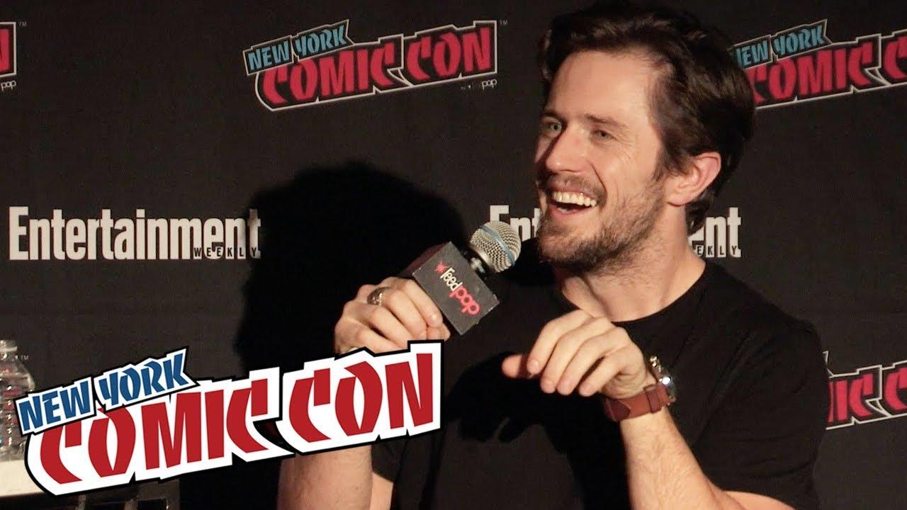 Pierce Brown's Red Rising Full Panel   New York Comic Con 2018
