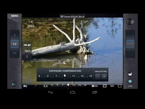 Video of slingShot Camera Remote BETA