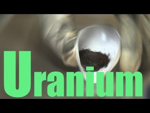 Neue Uranium- Verbindung - Periodensystem der Videos