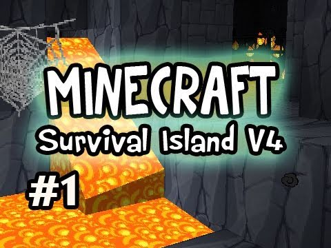 Minecraft Solo: Survival Island V4 - Quest For Zeppelin w/ Nova Ep.1 (Singleplayer Survival) Video