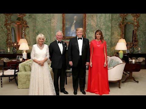 Τραμπ: «Εντυπωσιακή» εμπορική συμφωνία ΗΠΑ-Βρετανίας στην μετά-Brexit εποχή…