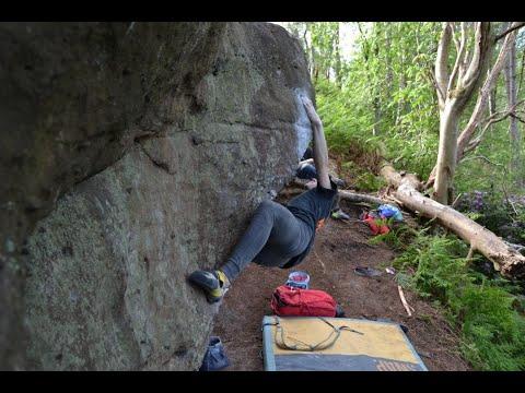 Churnet Bouldering Hidden Classics