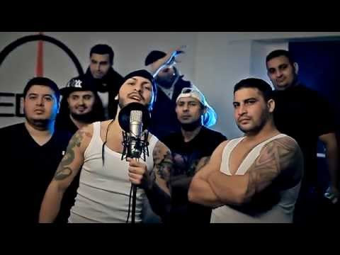 Dani Mocanu - EVADAREA HIT 2015 ( COVER 50 Cent )