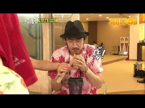 hội nhà tù Gary, Kwang Soo, Joong Ki, Suk Jin - Thời lượng: 2:48.