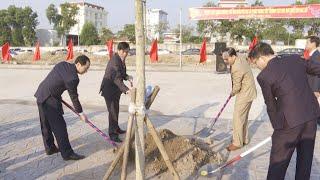 """TP Uông Bí: Phát động """"Tết trồng cây đời đời nhớ ơn Bác Hồ - Xuân Canh Tý - 2020"""""""