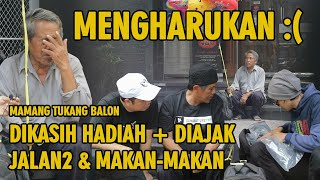 Video MEMBUAT MAMANG TUKANG BALON BAHAGIA - MAKE OVER SAHABAT UYEY MP3, 3GP, MP4, WEBM, AVI, FLV Agustus 2019