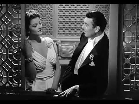 Tyrone Power & Myrna Loy: The Rains Came (1939)