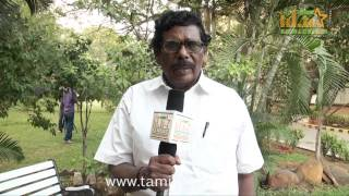 VA Aanda Muthu Interview for Kantharvan Movie