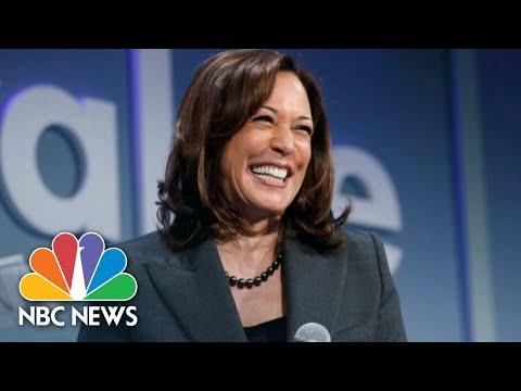 Know Your Value Conference: Senator Kamala Harris Nears Decision On 2020 Bid   NBC News