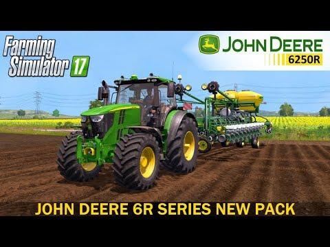 John Deere 6R v2.0