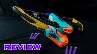 Buy on Amazon: http://amzn.to/2ucj6rsVideo review of the Nerf Rebelle Combow. This blaster features a spring-powered primary with a detachable bow blaster with a cool trigger linking system.- - - - - - - - - - - - - - - - - - - - - - - - - - - - - -