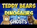 "Cod Ghosts - ""DINOSAURS & TEDDY BEAR LOCATION"" on FREIGHT (Call of Duty Easter Eggs)"