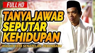 Video Tanya Jawab Bersama Ustadz Abdul Somad Lc, MA - Masjid Raya Senapelan MP3, 3GP, MP4, WEBM, AVI, FLV Maret 2019